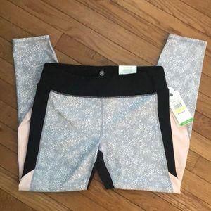 GAIAM OM fit 7/8 active legging Sophia print